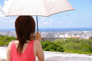 日傘 遮光 効果