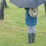 レインブーツのコーデ春夏秋冬!ブーツイン着こなし。ロングとショート。
