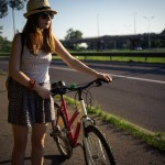 自転車通勤の女性の日焼け対策特集!日焼け止めは?夏の対策は?