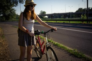 自転車通勤 日焼け対策