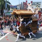 岸和田だんじり祭りの日程や時間は?いつ行くのがおすすめ?