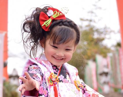 髪型 七五三髪型作り方 : puti-chiebukuro.com