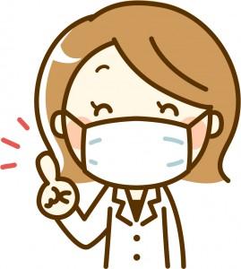 インフルエンザ 感染 防ぐ