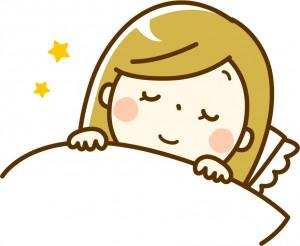 インフルエンザ 予防 睡眠