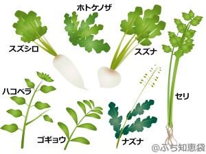 七草 栄養