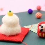 お正月の鏡餅の飾り方&飾りの作り方!簡単に♪折り紙OK♪