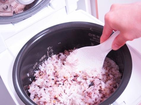 雑穀米 冷凍 栄養