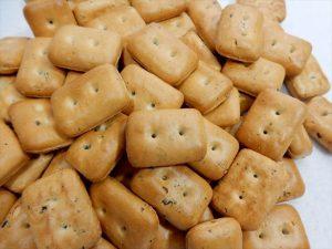 乾パン 大量消費